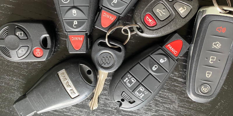 Auto Locksmith in Huntersville, North Carolina